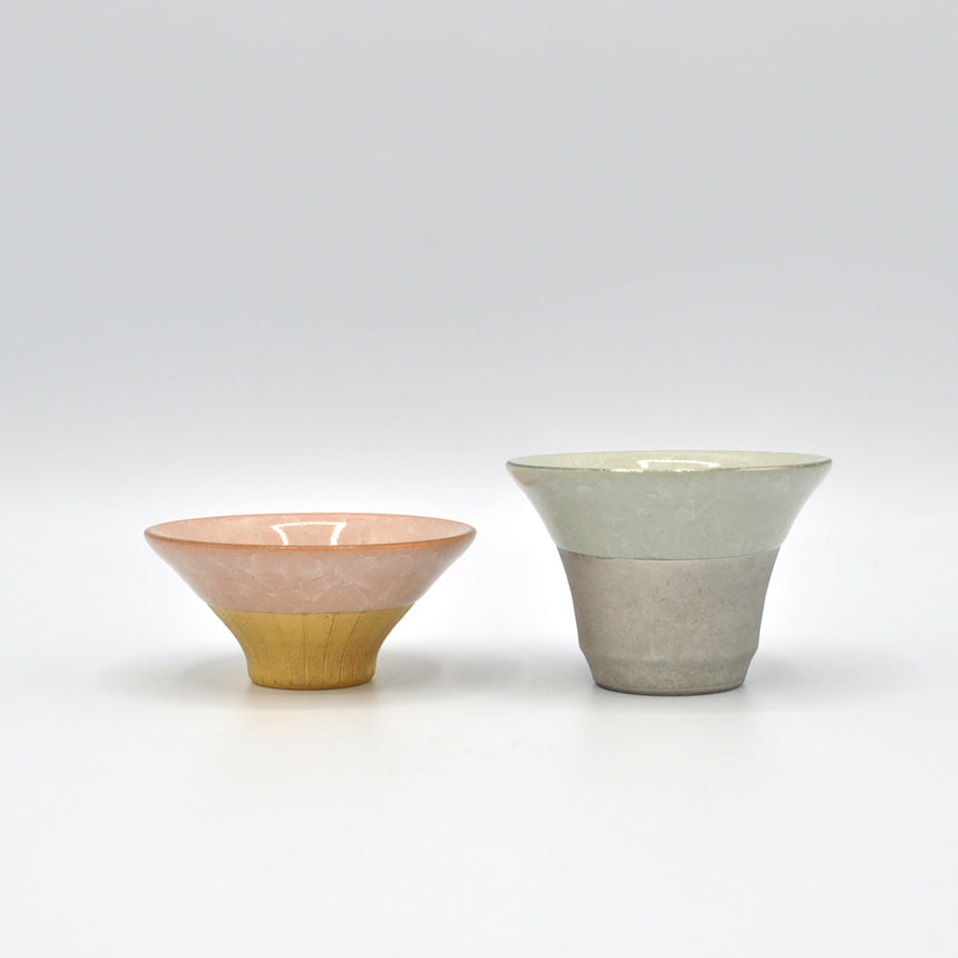 岡山 高大|Ice herringbone cup