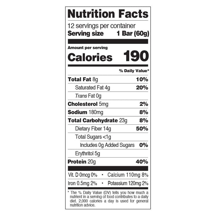 Quest Nutrition Chocolate Sprinkled Doughnut Protein Bar, High Protein, Low Carb, Gluten Free, Keto Friendly, 12 Count