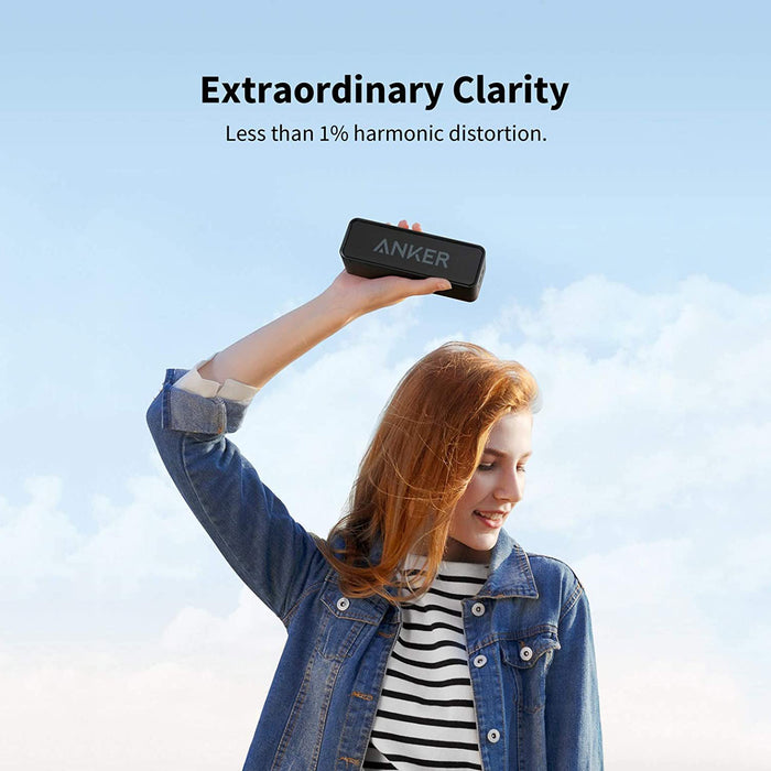 Bluetooth Speakers, 24-Hour Playtime, 66 ft BlPortable uetooth Range, Built-in Mic. Perfect Wireless Speaker for iPhone, Samsung and More