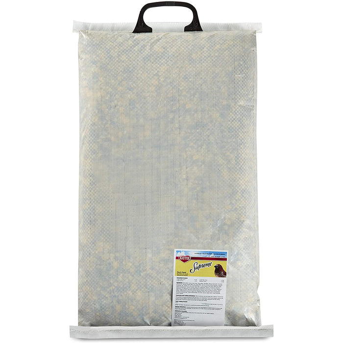 Kaytee Supreme Finch Food 25 pound bag
