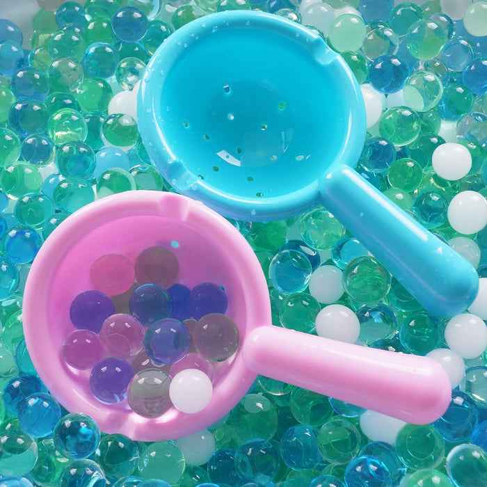 UWANTME Ocean Water Beads Ocean Explorers Tactile Sensory Kit