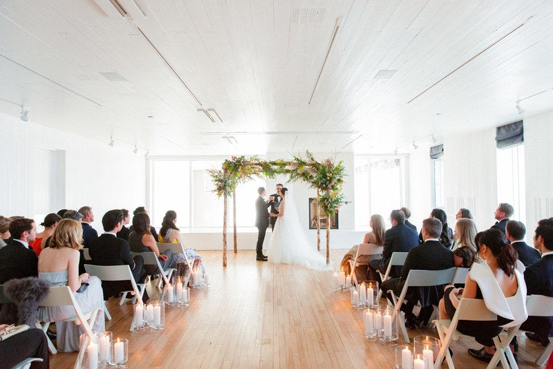 An Elegant, Intimate Wedding on Canada's Rugged Fogo Island dam cuoi sang chanh tai Fogo Island