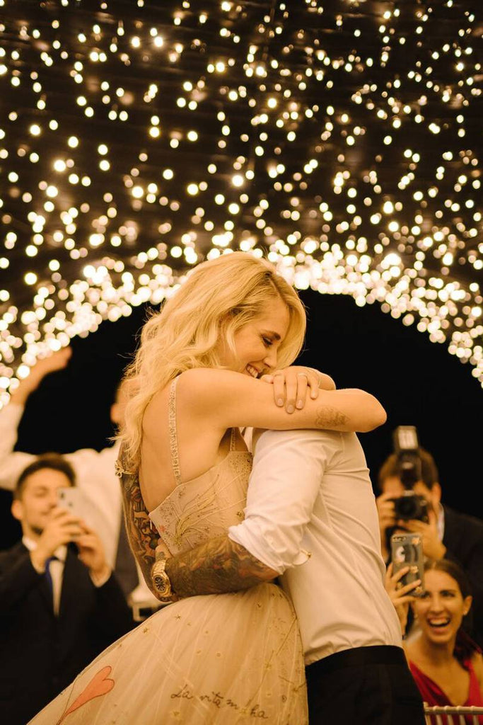 vogue-chiara-ferragni-and-fedez-wedding áo cưới meera meera fashion concept