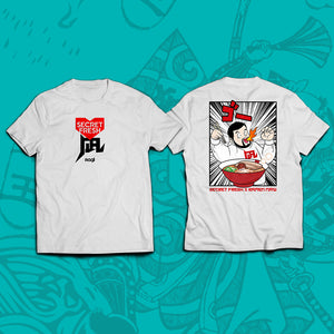 Favorite Ramen On Fire T-Shirt (Limited Edition)