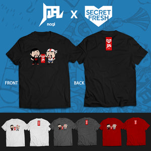 Ramen Master x Secret Fresh T-Shirt (Limited Edition)
