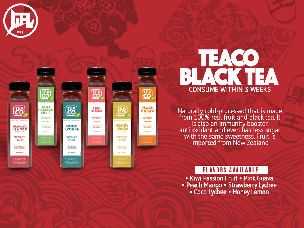TEACO BLACK TEA