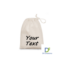 Load image into Gallery viewer, Tooth Fairy Personalised Draw String Bag