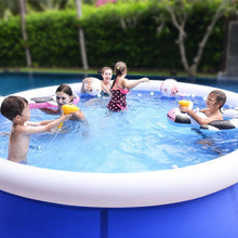 Load image into Gallery viewer, Magicjinx Outdoor Inflatable Swimming Pool Anti-exposure Anti-crack Round Family Water Park Pool for Children Adults