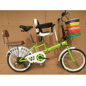 20 Inch Variable Speed Parent-child Bicycle