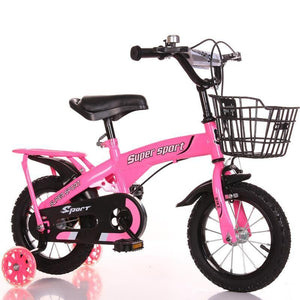 Kids Bike Boys Girls Freestyle Bicycle