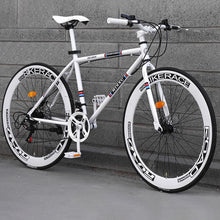 Load image into Gallery viewer, Magicjinx 26 Inches 21 Speed Adult Road Bikes Live Bikes For Male And Female Students Fixie Bike