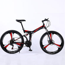 Load image into Gallery viewer, Magicjinx 26 Inch Mountain Bike Folding Bicycle Adult  Bike