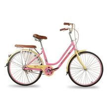 Load image into Gallery viewer, 24 Inch New Women's Bicycle