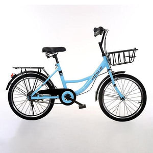 16/20/22/24 Inch Retro Leisure Light Bicycle
