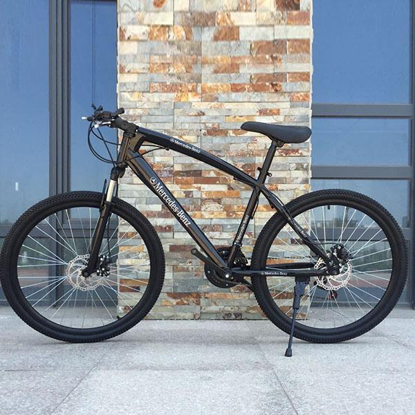Multiple Spokes Wheel 26 Inch Double Disc Brake Mountain Bike