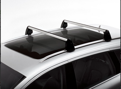 Audi Q7 base carrier bars