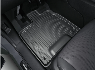 Honda Pilot All Weather Floor Mats