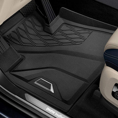 BMW X5 Rubber Floor Mats