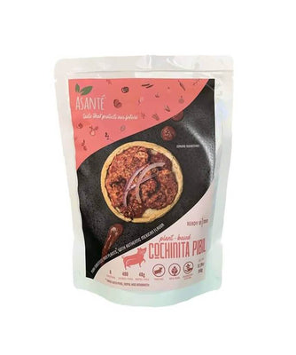 Plant-based Pork-Free Cochinita Pibil 12.3oz (4 portions) - AsantePlantBased
