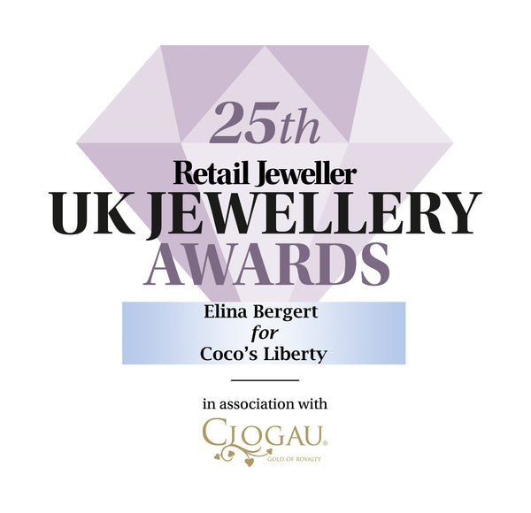 New Designer of the Year 2017 - UK Jewellery Awards