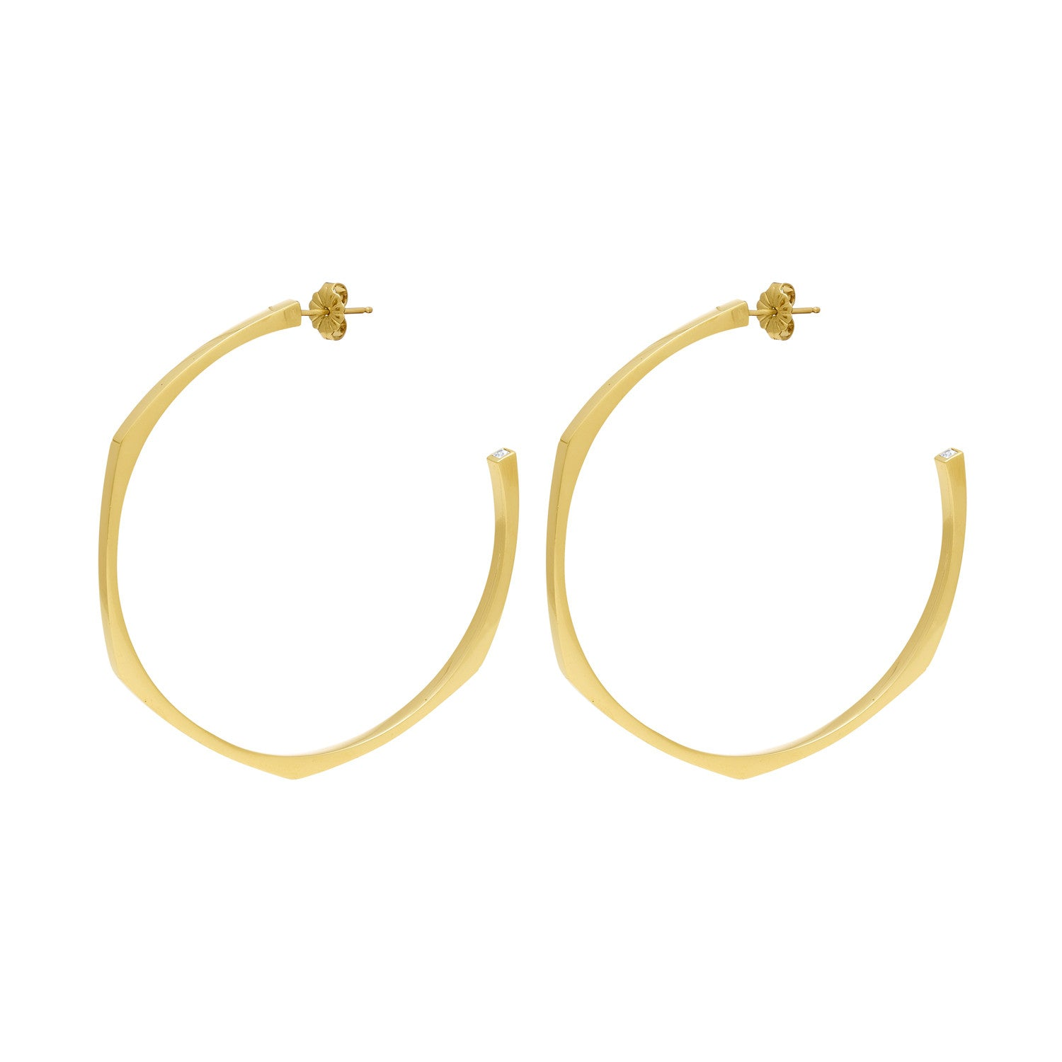 Coco\'s Liberty: Bolt hoops | Jewelry -  Hiphunters Shop