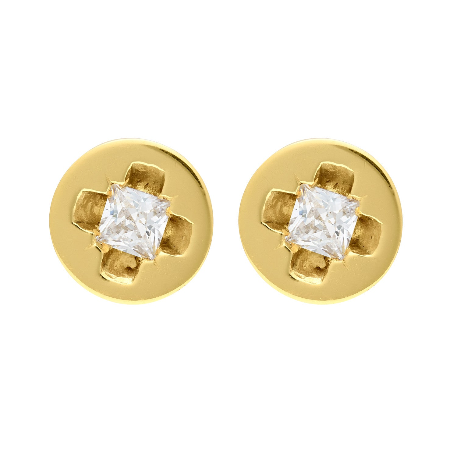 Coco\'s Liberty: Screw head earrings | Jewelry -  Hiphunters Shop