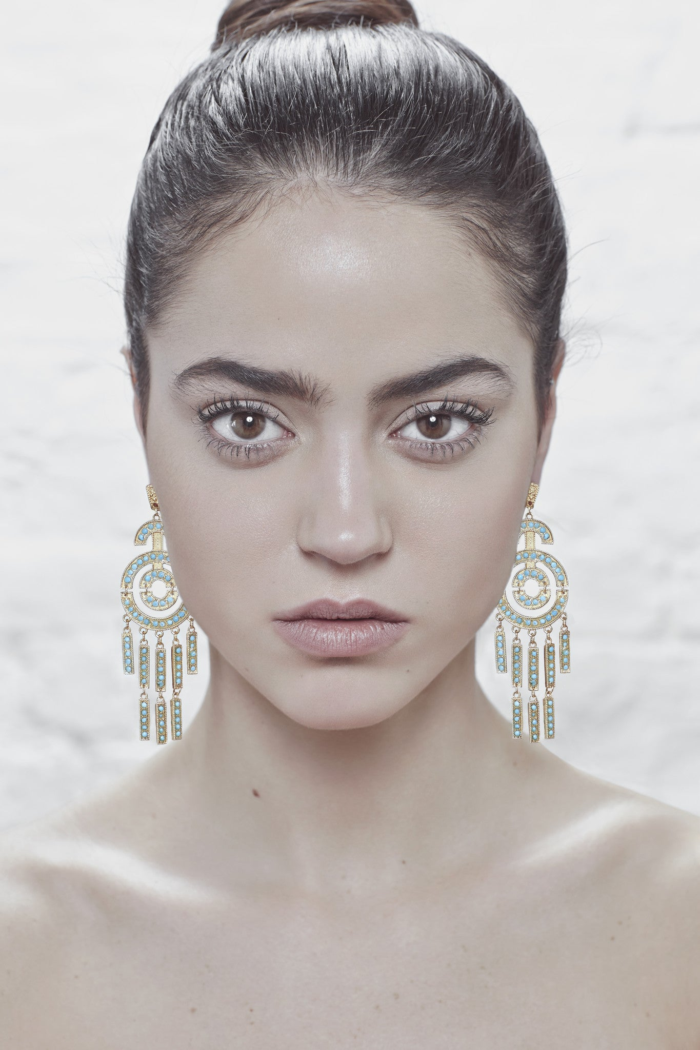Coco\'s Liberty: Cleopatra earrings | Jewelry -  Hiphunters Shop