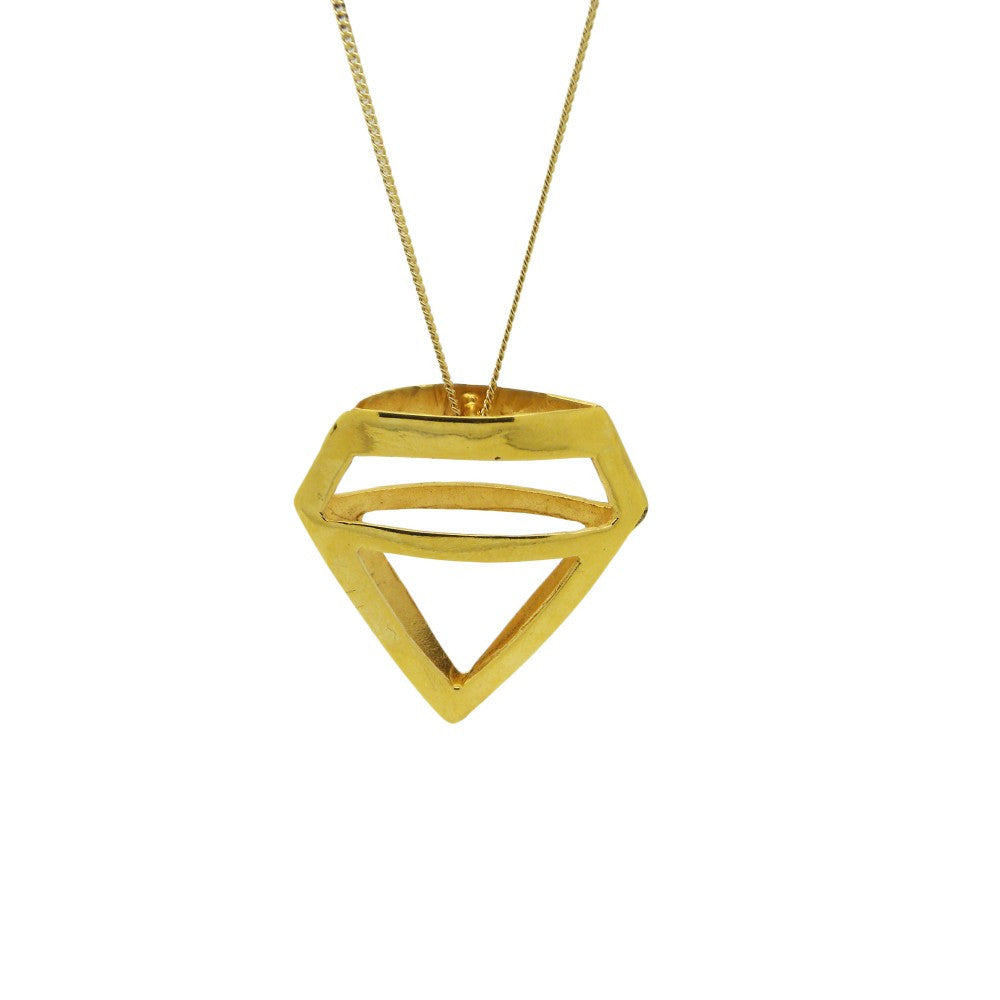 The supergirl necklace