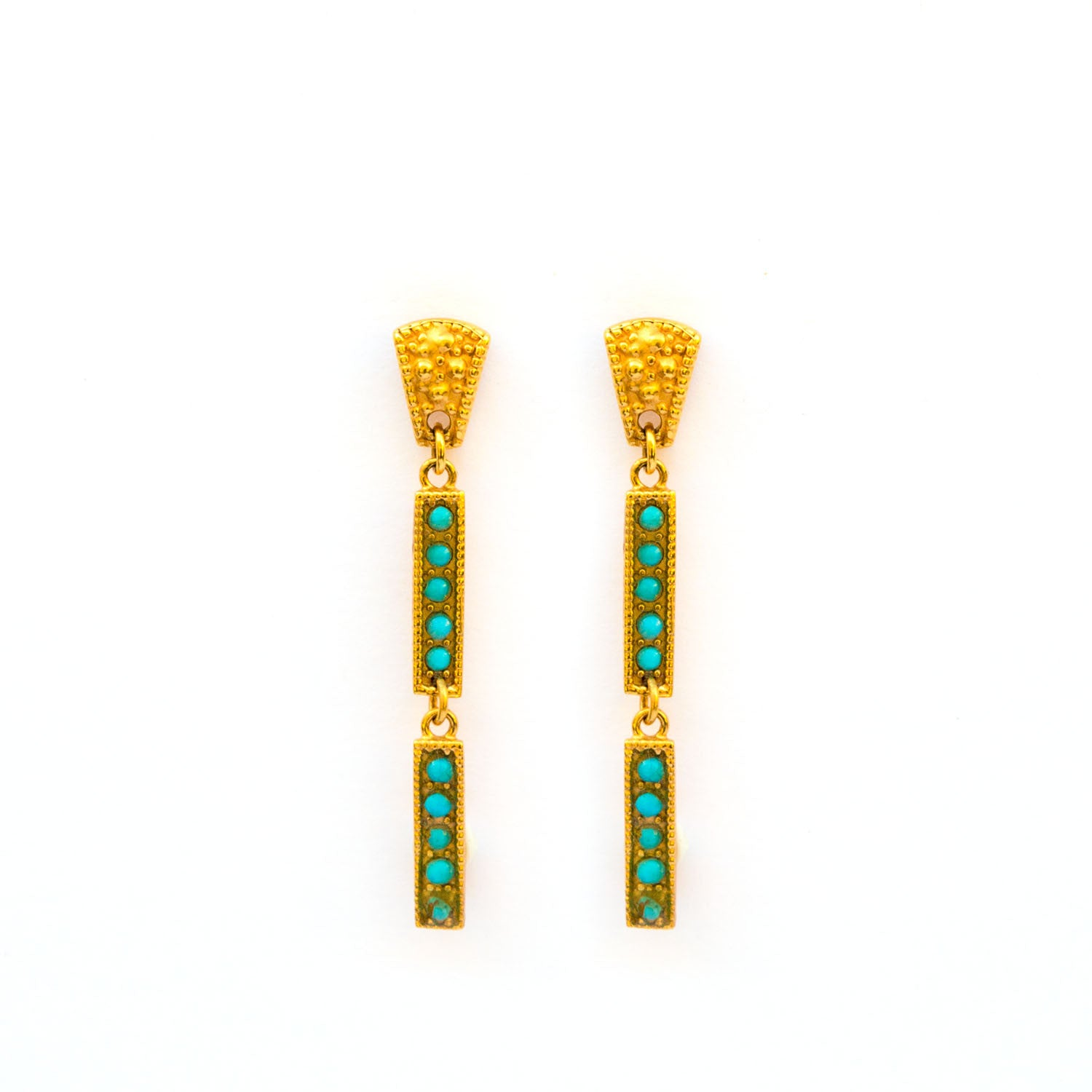 Coco\'s Liberty: Goddess earring | Jewelry -  Hiphunters Shop