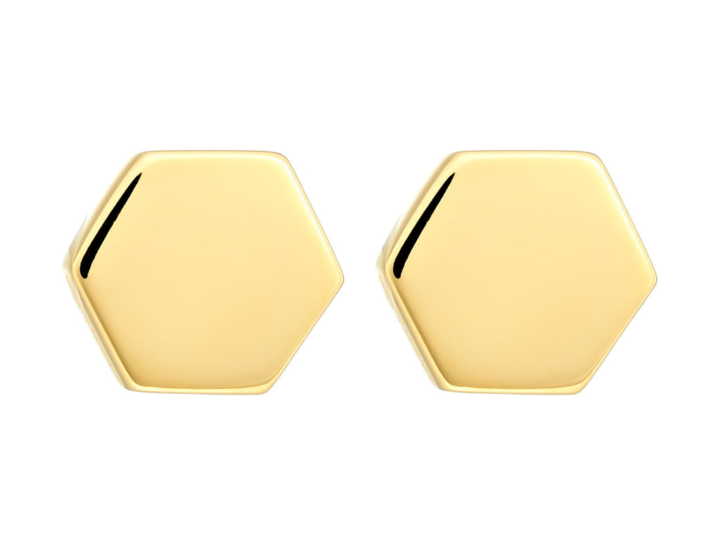 Hexi Stud Earrings