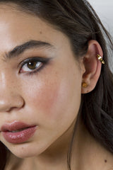 Spike Stud Earring - sassy all Day long!