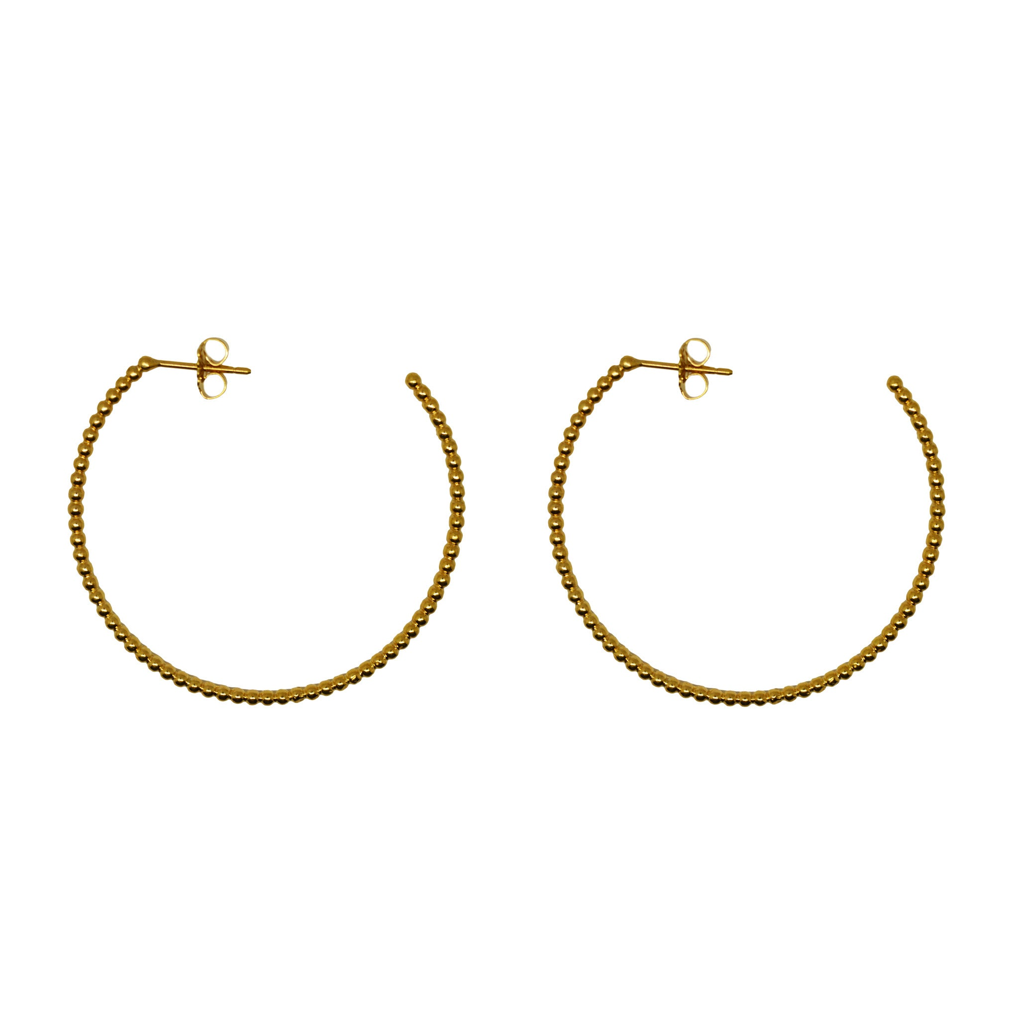 Coco\'s Liberty: Disco hoops | Jewelry -  Hiphunters Shop