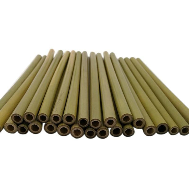 Eco-Friendly Bamboo Drinking Straw