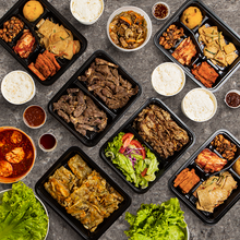 Load image into Gallery viewer, Premium Grill Set for 4 프리미엄 갈비세트 (4인분)