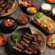 Load image into Gallery viewer, Premium Grill Set for 2 프리미엄 갈비세트 (2인분)
