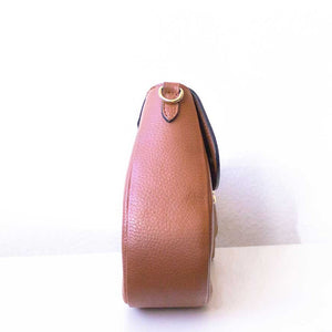A saddle bag from the right.
