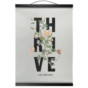 Thrive Hanging Canvas
