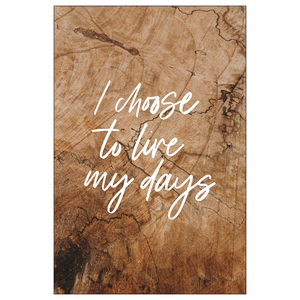 Live Your Days 10-Card Set