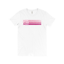 Load image into Gallery viewer, Breast Cancer Awareness Tri-blend T-Shirt