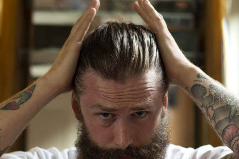 mens hair style image beards blades and pomades 3609