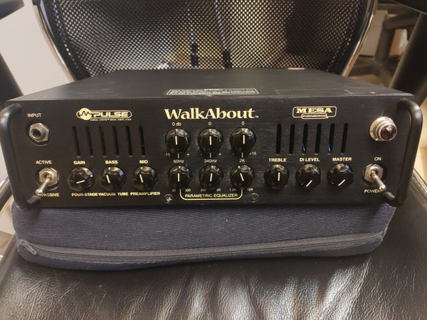 MESA BOOGIE PULSE WALKABOUT