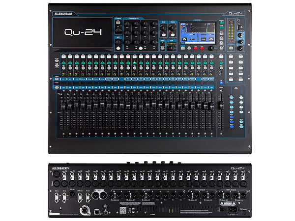 ALLEN&HEATH QU24 - La Pietra Music Planet