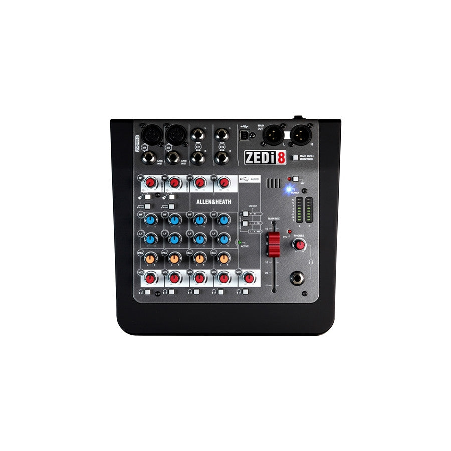 ALLEN&HEATH ZEDI8 - La Pietra Music Planet