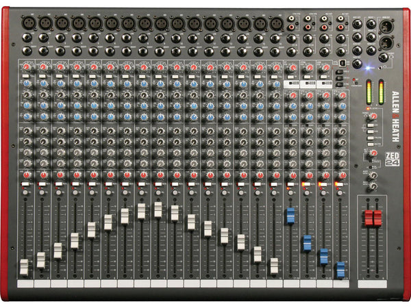 ALLEN&HEATH ZED24 - La Pietra Music Planet