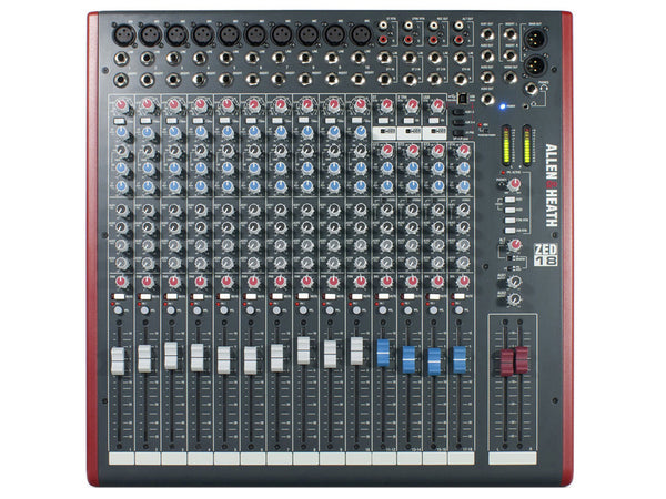 ALLEN&HEATH ZED18 - La Pietra Music Planet