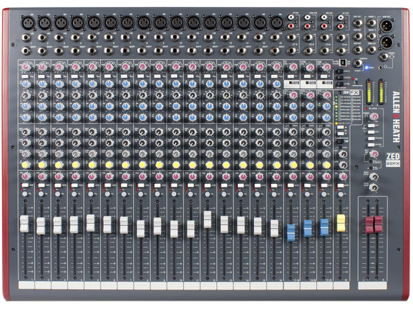 ALLEN&HEATH ZED22FX - La Pietra Music Planet