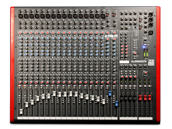 ALLEN&HEATH ZED420 - La Pietra Music Planet
