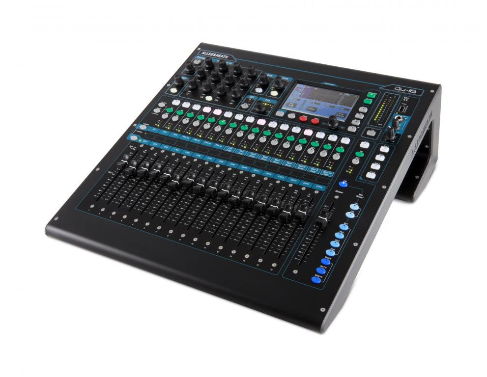 ALLEN&HEATH QU16 - La Pietra Music Planet
