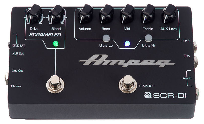 AMPEG SCR The Scrambler - La Pietra Music Planet - 1