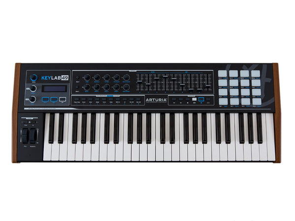 ARTURIA KeyLab 49 Black Edition - La Pietra Music Planet